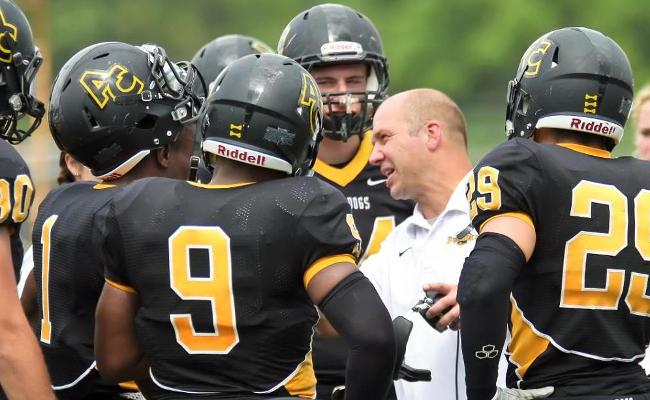 Jim Deere Making Winning Tradition at Adrian College