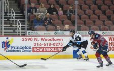 Joel Rumpel Clips Wings; Thunder Win 4-1