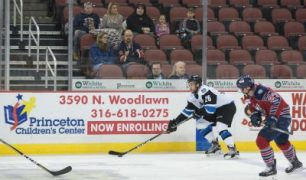 Joel Rumpel Clips Wings; Thunder Win 4-1
