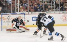 Chad Butcher Nets First Goal in Leading Thunder to 3-1 Victory