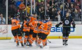 Johnny Daniels Makes Impressive First Impression; Thunder Win 5-1