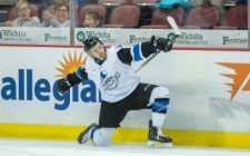Nick Bligh Leads Newcomers as Wichita Thunder Win 5-3
