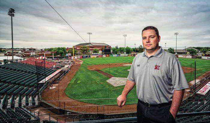 American Association Names Josh Buchholz Executive Director
