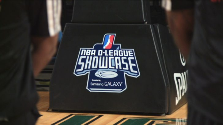 The NBA G-League Showcase Begins!