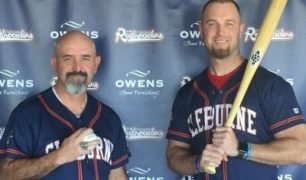 Shelby Ford Hired to Engineer the Cleburne Railroaders