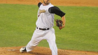 Derek Gordon Returns to Anchor Lincoln Saltdogs Rotation