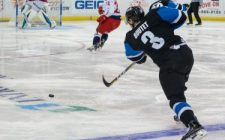 Cuddemi, Butcher Lead Thunder to 2-1 Victory, Tie for Third