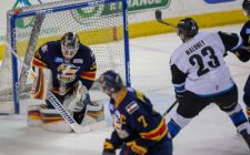 Thunder Fall to Colorado Eagles, 7-4; Back into Playoffs