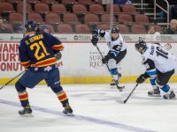 Special Teams Puts the Colorado Eagles Up 2-0 on Wichita Thunder
