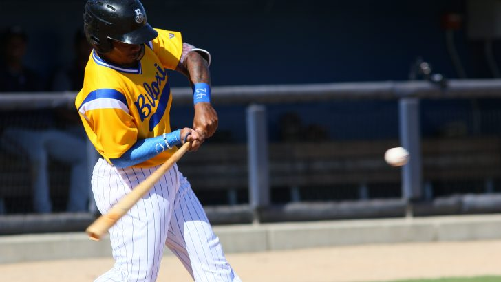 Troy Stokes, Jr. Making Biloxi Shuckers Next Step Toward Greatness