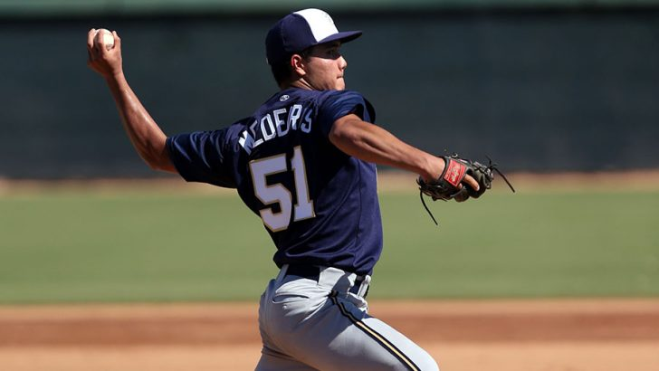 Kodi Medeiros Making Brewers Scouting Team Look Like Geniuses