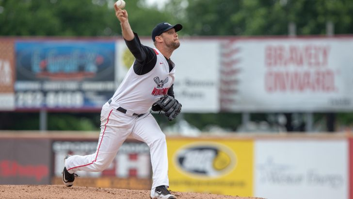 Angel Rosa Double Gives T-Bones First Win of the Season, 3-1