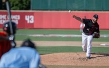 Travis Banwart, Wingnuts Blank Palmeiro Led Railroaders, 1-0