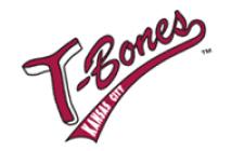 Kansas City T-Bones Logo