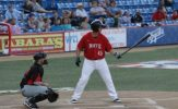 Former Wingnuts Slugger Matt Chavez Dominating Atlantic League