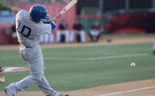 Justin O'Conner Leads Early Onslaught, Saints Sweep Wingnuts