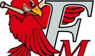 Early Onslaught Sends RedHawks to 8-6 Victory