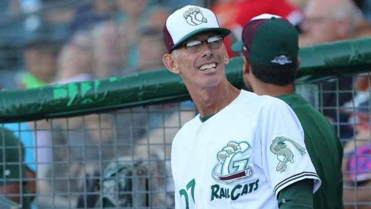 Manager Greg Tagert Has Gary Southshore RailCats Right on Schedule