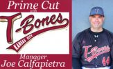 Prime Cut with Kansas City T-Bones Manager Joe Calfapietra