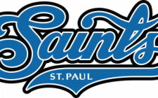 Burt Reynolds Powers Saints to Victory over Goldeyes, 8-6