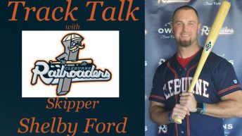 Track Talk with Cleburne Railroaders Skipper Shelby Ford