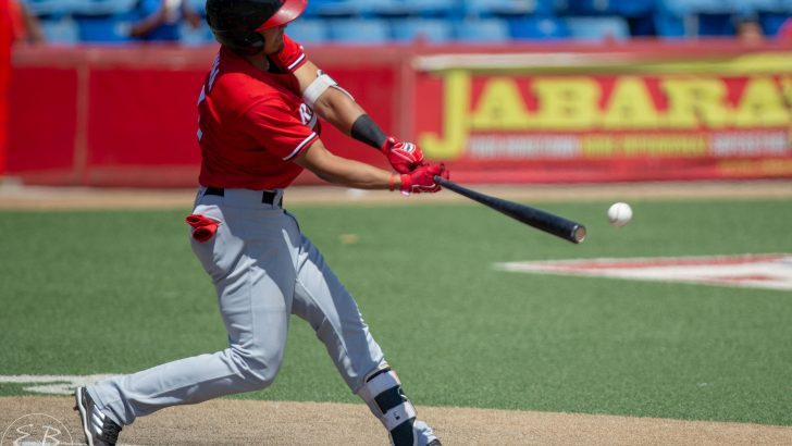 6-Run Ninth Sends RedHawks Soaring to Victory, 8-5