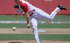 Casey Harman Derails Railroaders Offense in 2-0 Wingnuts Victory