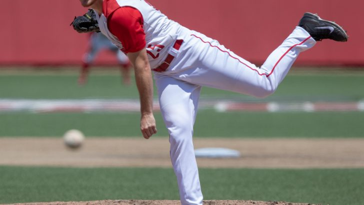 Casey Harman Derails Railroaders Offense in 2-0 Wingnuts Victory