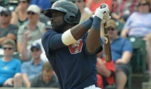 Reggie Abercrombie Becomes American Association's All-Time Hit Leader