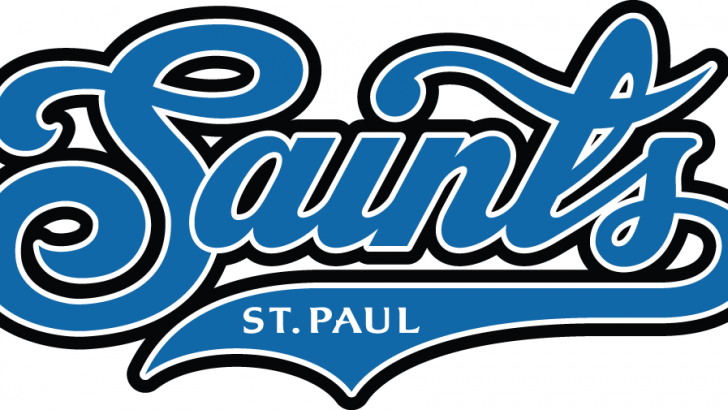 St. Paul Saints Batter AirHogs in 13-2 Victory