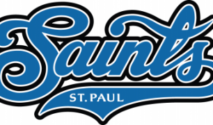 Max Murphy Drives in Four to Help Saints Sweep Railroaders, 10-4