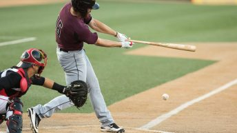 Tommy Collier, Two Relievers Blank Wingnuts to Restore T-Bones Edge, 6-0