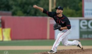 Jordan Cooper Declaws RailCats to Lead Wingnuts to 8-3 Victory