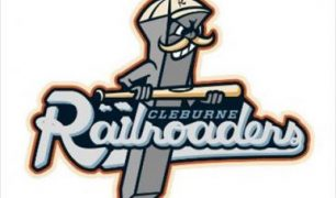 Long Balls Send Cleburne Railroaders to 9-5 Victory