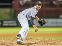 Tommy Collier Named American Association Pitcher of the Year