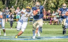 Jaran Roste Has Bethel Ready to Perch Atop D3 Football World