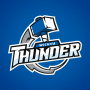Travis Brown Blasts Two Goals as Thunder End Skid, 5-2
