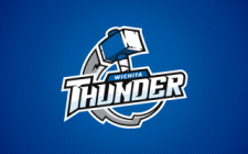 Three Goal First, Dylan Wells Send Thunder to 5-1 Victory