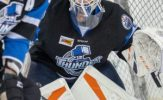 @dylanwells30 returns to stop all 24 shots he faces, recording first shutout of the season, sixth straight win as @Wichita_Thunder defeat @kc_mavericks 4-0. Read recap by @robertpannier @MinorLgeReport