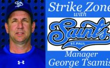 Strike Zone with St. Paul Saints Manager George Tsamis - Season 5