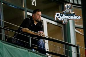 Josh Robertson Brings Winning Attitude to Railroaders