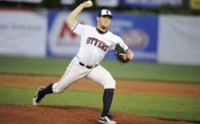 Steve Montgomery Rebuilding Pitching Staff for Championship Run