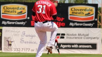 Tyler Alexander Earns Second Chance at Big League Dream