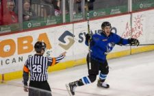 Ralph Cuddemi Scores Two to Help Power Thunder to 3-1 Victory