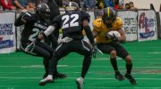 Donovan Porteri Leads Duke City Gladiators to 76-24 Thrashing of Force