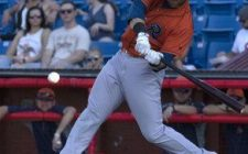 Chase Simpson Returns to Cleburne Railroaders