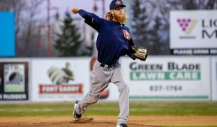 Seven Run Inning Sparks Goldeyes to 8-7 Victory