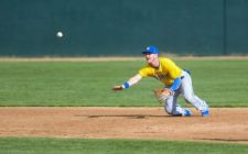 Nieto Drives in 3, Canaries Soar to Game 1 Win