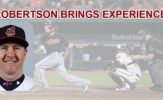 Veteran Daniel Robertson Signs with T-Bones