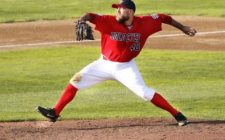 Mitch Lambson Hurls Goldeyes to Victory, 7-1